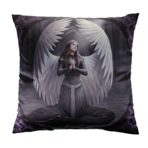 Anne Stokes Prayer For The Fallen Cushion